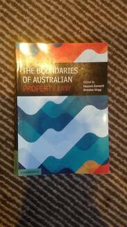The Boundaries of Australian Property Law