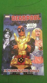 Marvel & Dc Graffic Novels