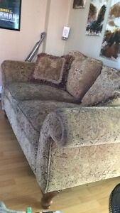 Couch and Loveseat FREE