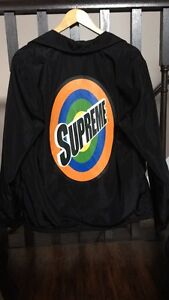 Supreme Spin Coach Jacket