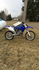 2002 Yamaha YZ250f for sale or trade