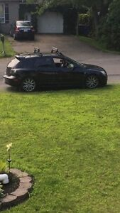 Mazdaspeed3 2008.5 peut atteindre le 300whp!!
