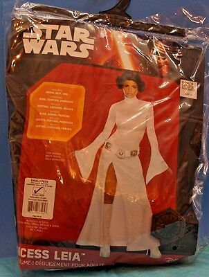PRINCESS LEA STAR WARS COSTUME -fits dress size 2-6](Princess Lea Costumes)