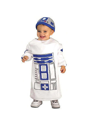 """Star Wars Costume, Kids R2-D2 Outfit,Toddler, Age 1 - 2, HEIGHT 2' 11"""" - 3' 4"""