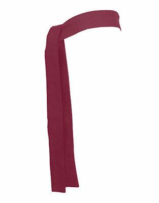 Rambo Burgundy Red Bandana Headband Costume (Burgundy Costume)