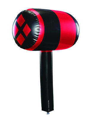 Kids Harley Quinn Gotham City Most Wanted Mallet Costume Accessory