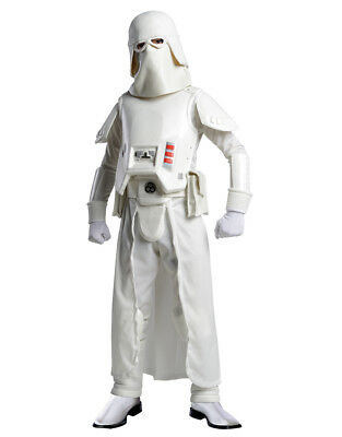 Star Wars Kids Snow Trooper Costume, Medium, Age 5 - 7, Height 127 - 137 - Star Wars Snowtrooper Kostüm