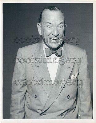 1955 Funny Face Noel Coward Press Photo