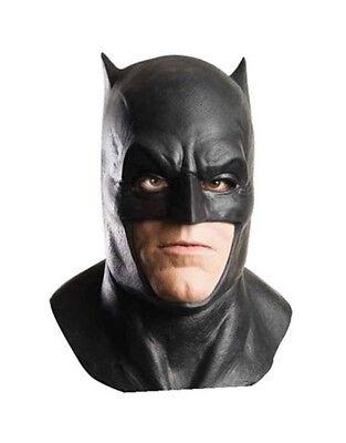 Batman v Superman Mask, Mens Batman Foam Latex Full Cowl, Age - Batman Foam Mask
