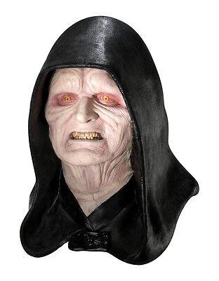 Star Wars Costume Accessory, Mens Emperor Palpatine Full - Star Wars Emperor Kostüm