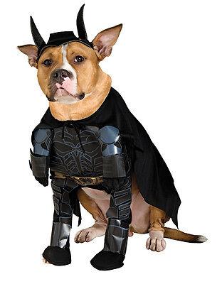 Batman The Dark Knight Pet Costume,Medium, Neck to Tail 15