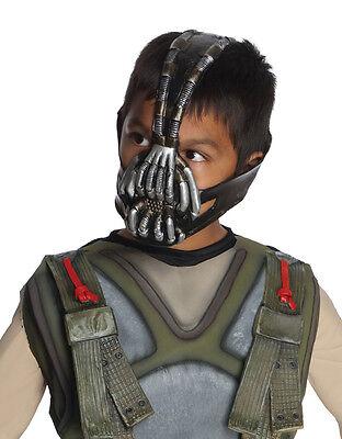 Bane Kids Mask, Dark Knight Rises Kids Mask, Bane Mask - Kostüm Bane Maske
