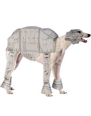 AT-AT Imperial Walker Star Wars Dog Pet Costume,Sml,Neck to Tail 11
