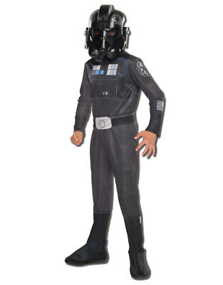 "Star Wars Rebels Kids Tie Fighter Costume,Medium, Age 5-7 yrs, HEIGHT 4'2""-4'6"