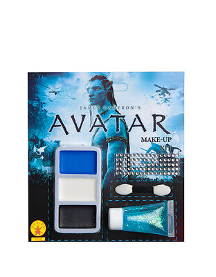 Avatar Costume Accessory, Na'vi Makeup Kit