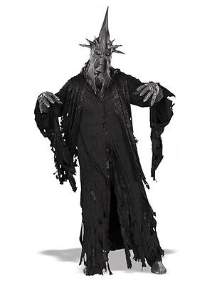Lord of the Rings Mens Witch King Costume, - Witch King Kostüm