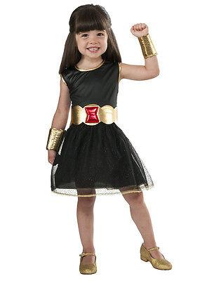 - Black Widow Comic Kostüm