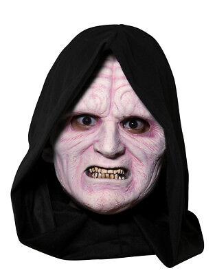 Star Wars Costume Accessory, Mens Emperor Palpatine 3/4 - Star Wars Emperor Kostüm