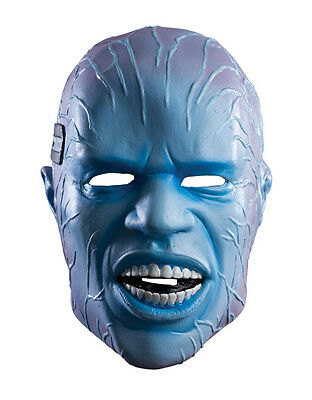 Electro Deluxe Mask, Mens The Amazing Spider-Man Costume Accessory