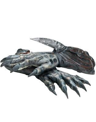 Mens Predator 2010 Predators Movie Black Latex - Predator Kostüm