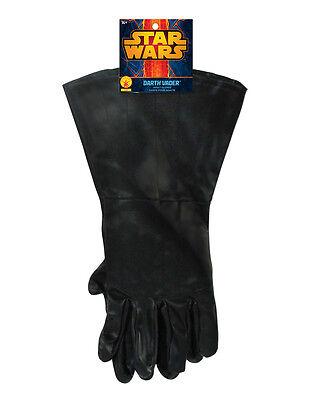 Star Wars Costume Accessory, Mens Darth Vader Gauntlet Gloves