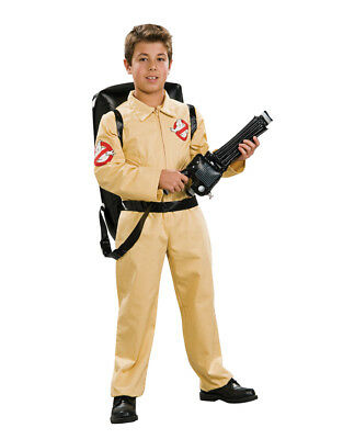 Ghostbusters Kids Outfit Style 2,Medium, Age 5 - 7, HEIGHT 4' 2