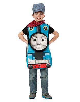 Thomas Deluxe 3D Kids Costume, Toddler, Age - Thomas 3d Kostüm