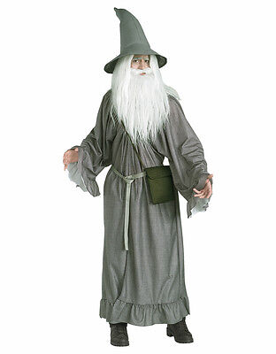 Gandalf the Grey Mens Outfit Style 1, Standard, CHEST 44
