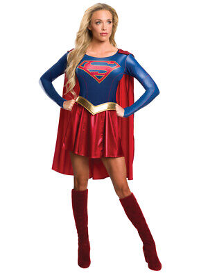 Supergirl TV Show Costume Small (US 6-10) Bust - Supergirl Show Kostüm