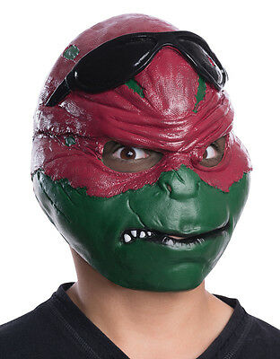 Teenage Mutant Ninja Turtle Raphael Mens Movie - Ninja Turtle Raphael Maske