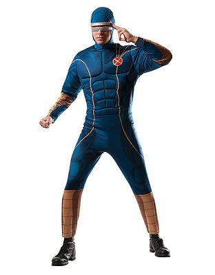 Cyclops X-Men Costume, Standard, CHEST 44