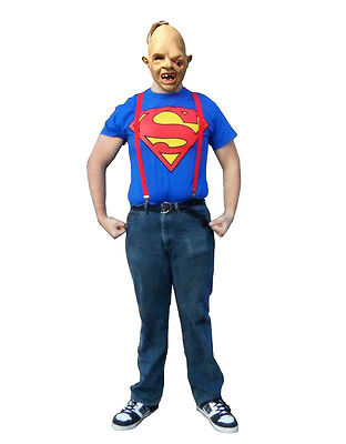 Goonies Costume, Mens Sloth Outfit, Small, Chest 34 - 36