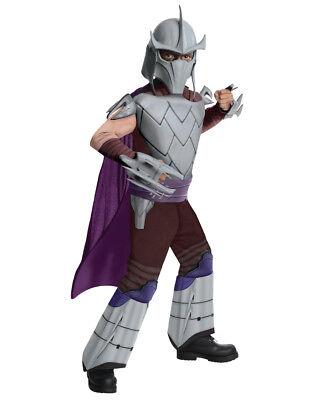 Shredder Deluxe Kids Costume,Medium, Age 5 - 7, HEIGHT 4' 2