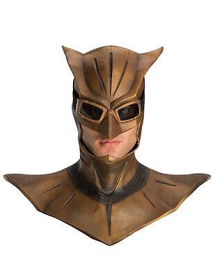Watchmen Costume Accessory, Mens Nite Owl Full Mask