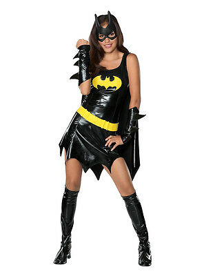 Batgirl Costume, Teen Batgirl Costume, Teen, (USA 2 - 6), BUST 32 - - Batgirl Teen Kostüm