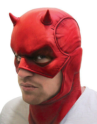 Daredevil Overhead Mens Mask, Marvel Accessory