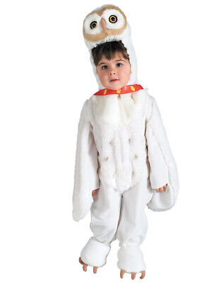 Hedwig KidsThe Owl Costume,Small, Age 3 - 4 years, Height 112 - 122 cm