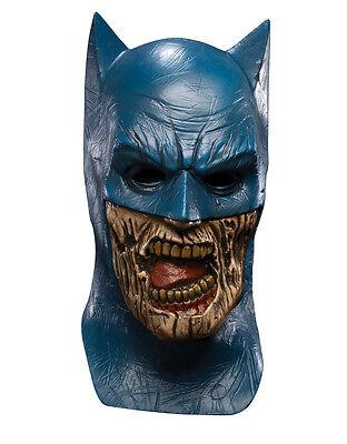 Batman Costume Accessory, Mens Batman Zombie Full - Zombie Batman Kostüm Maske