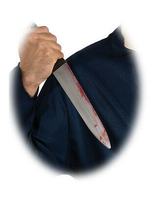 Halloween Costume Accessory, Mens Michael Myers Big Butcher PVC Knife