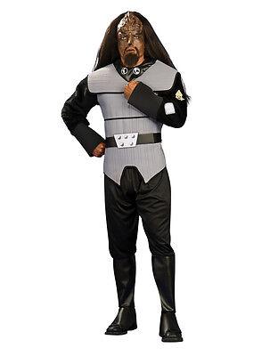 Star Trek Next Gen Mens Klingon Costume, Std, CHEST 44