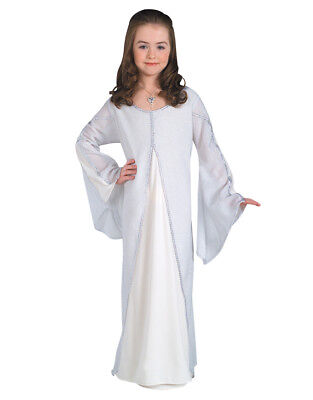"""Lord of the Rings Kids Arwen Costume, Med, Age 5 - 7, HEIGHT 4' 2"""" - 4' 6"""