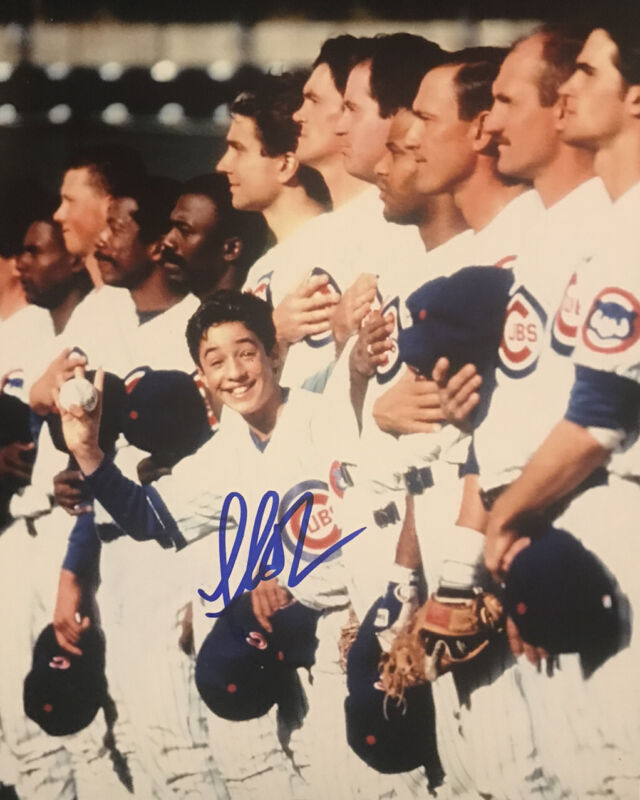 THOMAS IAN NICHOLAS HAND SIGNED 8x10 PHOTO ROOKIE OF THE YEAR AUTHENTIC RARE