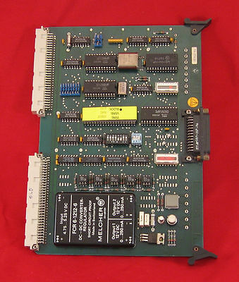 Roche Cobas Mira Classic Serial Interface Part Number 94-90630 23667