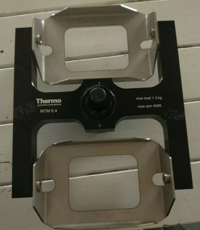 Thermo Scientific Dual Microplate Swing Out Centrifuge Rotor