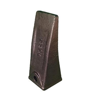 1 - Skid Steer Mini Excavator Backhoe Bucket Long Dirt Tooth - X156l