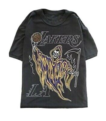 Warren Lotas Lakers Reaper T-Shirt