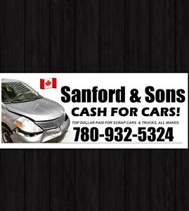 Sanford & Sons auto wrecking & towing