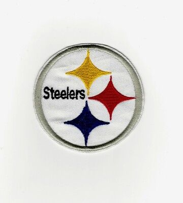 Vintage NFL Pittsburgh Steelers Patch.MINT.You will get this FAST !   3 inch