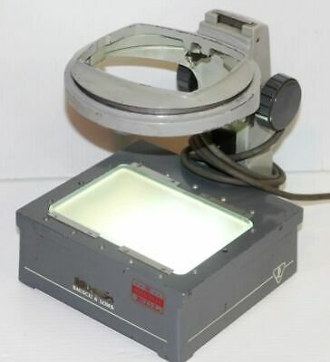 Bausch Lomb Transillumination Stereozoom Microscope Stand 53 70 01