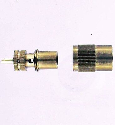 FICHE COAXIALE - 50 OHMS - PL259T - R155005 - POUR CABLE KX4 - RADIALL